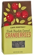 Cape Harvest - Dark Chocolate Cranberries