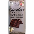 Chocolove Bar - Extreme Dark Chocolate (88%)