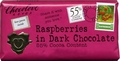 Chocolove Raspberries - Dark (55%)