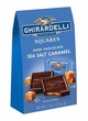 Ghirardelli Dark Chocolate Caramel and Sea Salt - Small Bag