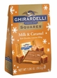 Ghirardelli Holiday Milk Chocolate & Caramel Bag