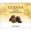Godiva Gift Box - 5 Pc. Assorted Caramels