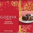 Godiva Gift Box - 5 Pc. Assorted Chocolates