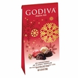 Godiva Holiday Assorted Truffle Bag