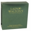 Lady Walton Dark Chocolate Mint Wafer  (Green)