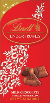Lindt Chocolate Bar Milk Chocolate