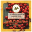 Northwood Cranberry Cheddar Cheese Square
