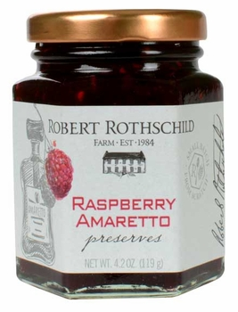 Robert Rothschild Farms Raspberry Amaretto Preserves