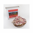 Sweet Secrets Have A Heart Chocolate Pretzel Pizza - Medium w/ Mallet
