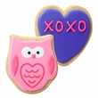 The Decorated Cookie - Owl & Heart Assortment