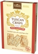 Turback Tuscan Crisps - Cracked Pepper and Herb