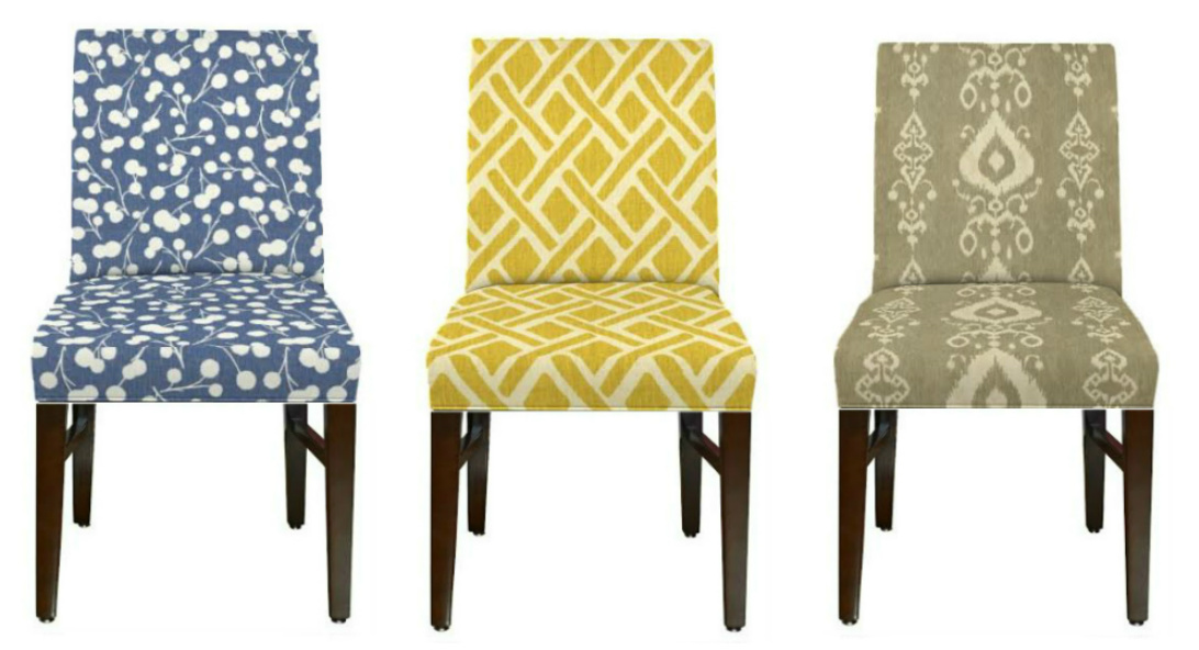 Merveilleux Upholstered Side Chair