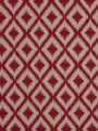 Ikat Fret Raspberry