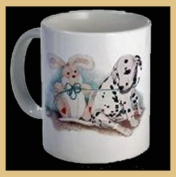 Dalmation Gifts and Collectibles with this image