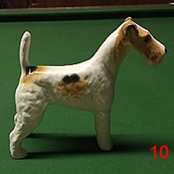 Fox Terrier Figurine !0