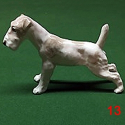 Fox Terrier Figurine 13