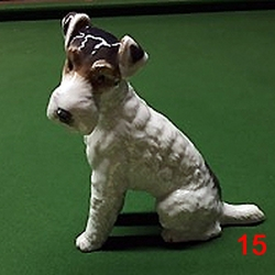 Fox Terrier Figurine 15