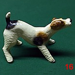 Fox Terrier Figurine 16