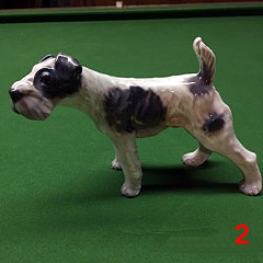 Fox Terrier Figurine #2