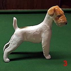 Fox Terrier Figurine 3