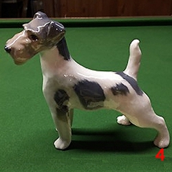 Fox Terrier Figurine 4
