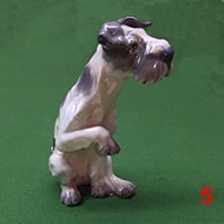 Fox Terrier Figurine 5