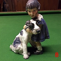 Fox Terrier Figurine 8