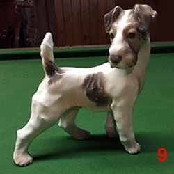 Fox Terrier Figurine 9