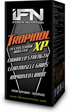 iForce Nutrition Tropinol 100 Caps