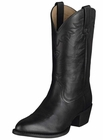 Ariat Mens Sedona Black Leather Cowboy Boots 10002192