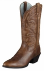 Ariat Women's Heritage Western R Toe Leather Boots 10001015