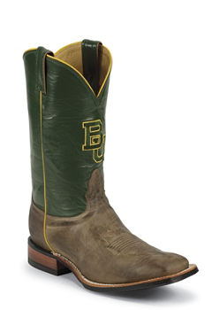 Baylor University Bears Mens Officially Licensed Boots by Nocona MDBU20