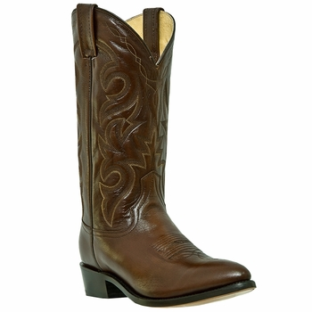 """Dan Post Mens """"Milwaukee"""" Western Boots Antique Tan Leather DP2111"""