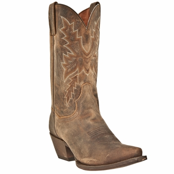 "Dan Post Women's ""Cecilia"" Bay Apache Western Boots DP3548"