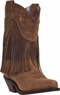 """Dingo Women's """"Hang Low"""" Distressed Crazy Horse Lather Boots DI7441"""