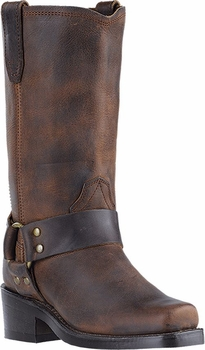 "Dingo Women's ""Molly"" Gaucho Leather Boots DI7374"