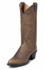 Justin Boots Womens Classic Western Bay Apache Boots L4934