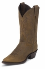 Justin Ladies Classic Western Bay Apache Boots L4931