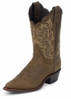 Justin Ladies Classic Western Bay Apache Boots L4933