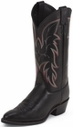 Justin Mens Boots Black Chester 1419