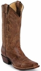 Justin Mens Boots Tan Distressed Vintage Goat 2680