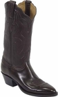 Ladies Lucchese Classics Chocolate Glove Calf Custom Hand-Made Western Boots L4533