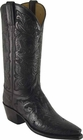 Ladies Lucchese Classics Leggenda Collection Hand Tooled Leather Custom Hand-Made Western Boots L4613