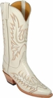 Ladies Lucchese Classics Parched Wheat Goat Custom Hand-Made Western Boots L4559
