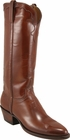 Ladies Lucchese Classics Tan Brush Off Goat Custom Hand-Made Western Boots L4508
