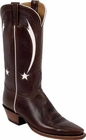 Ladies Lucchese Vintage Classics Chocolate Oil Calf Custom Hand-Made Cowgirl Boots L7000