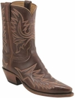 Ladies Lucchese Vintage Classics Chocolate Oil Calf Custom Hand-Made Cowgirl Boots L7020