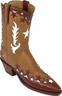 Ladies Lucchese Vintage Classics Honey Ranch Hand Custom Hand-Made Cowgirl Boots L7021