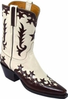 Ladies Lucchese Vintage Classics Parched Wheat Goat Custom Hand-Made Cowgirl Boots L7022