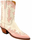 Ladies Lucchese Vintage Classics Parched Wheat Goat Custom Hand-Made Cowgirl Boots L7031